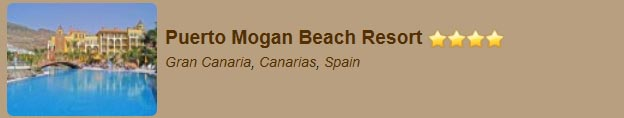 Puerto Mogan Beach Resort