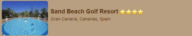 Sand Beach Golf Resort